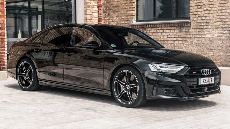Audi S8 turned into super saloon with 700 bhp by ABT