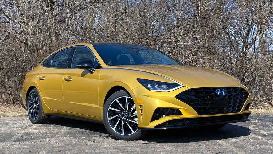 2020 Hyundai Sonata SEL Plus: Review