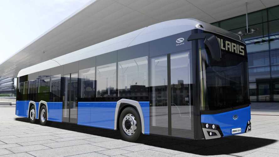 Solaris Announces All-New Urbino 15 LE Electric Bus