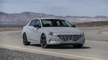 Hyundai Elantra N Line 2021 - teasers