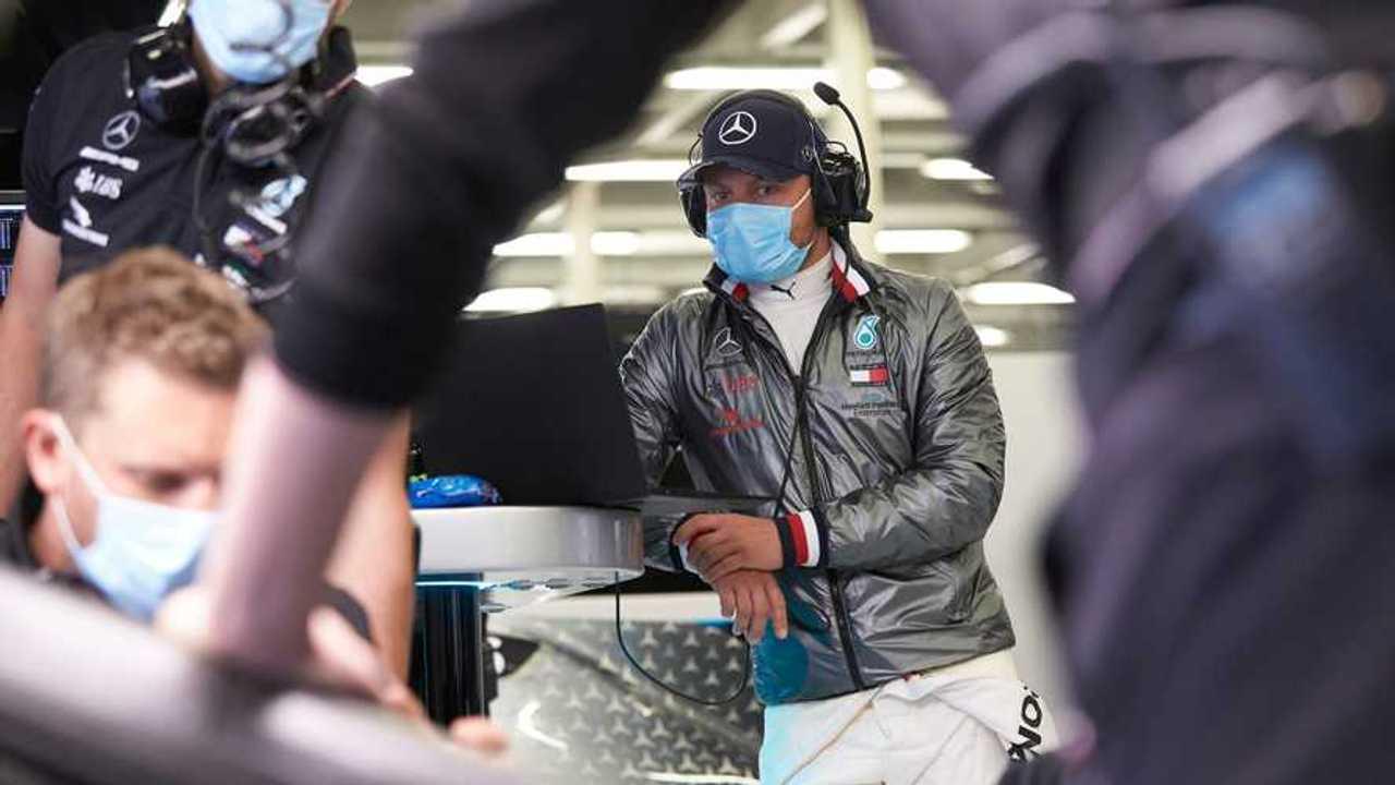 Valtteri Bottas, Mercedes AMG F1 Team