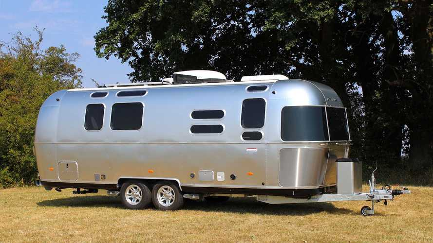 Airstream International 25IB, la nueva caravana estrella para Europa