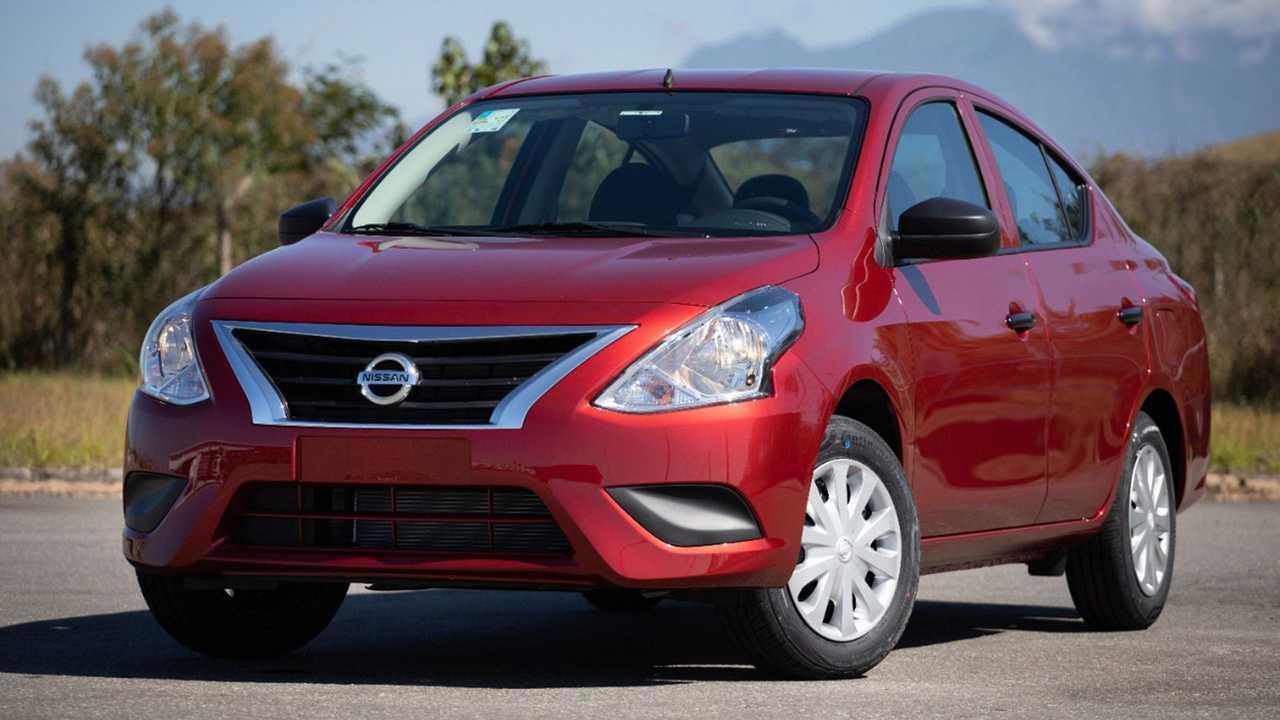 Nissan V-Drive 1.0 2021