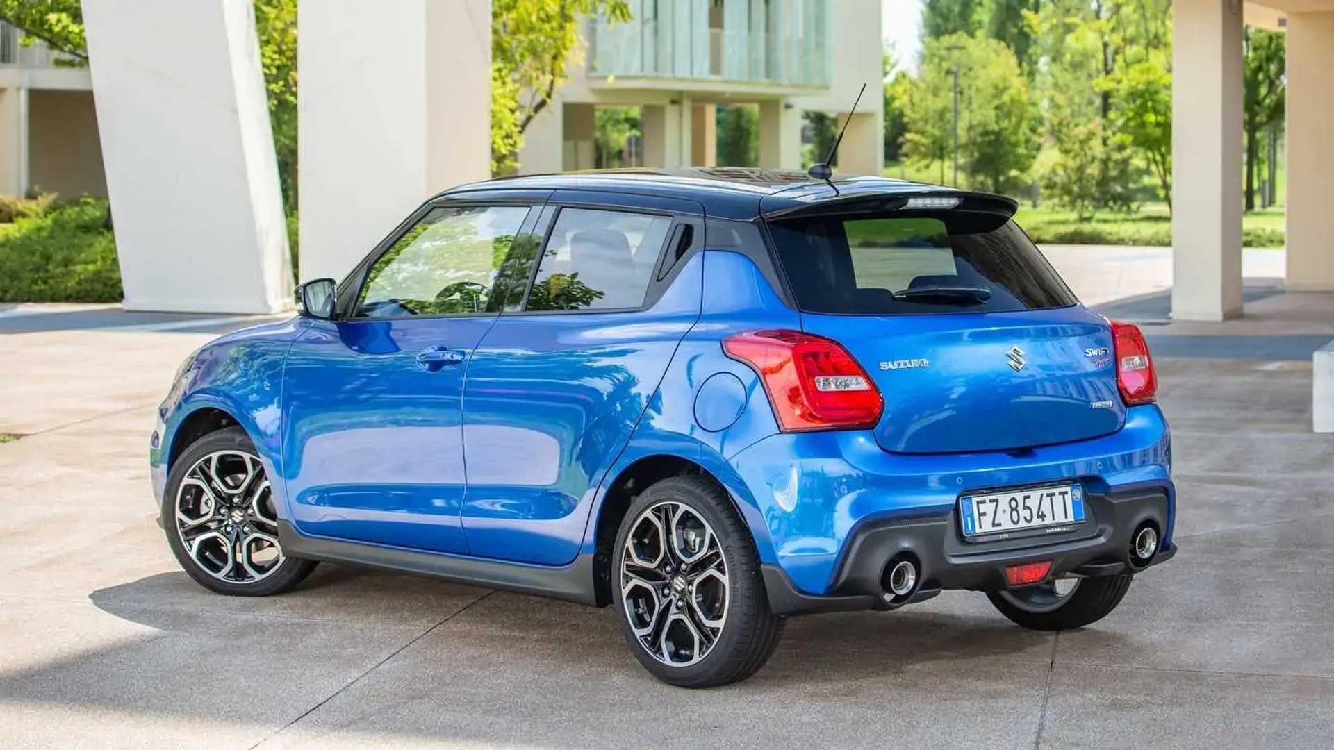 2020 Suzuki Swift Concept