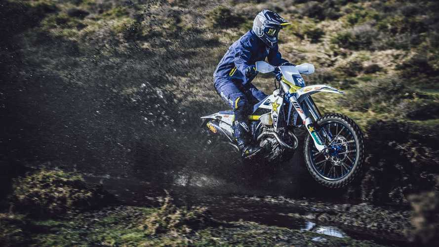 Husqvarna Sheds Light On Your Off-Roading With New LED Headlight