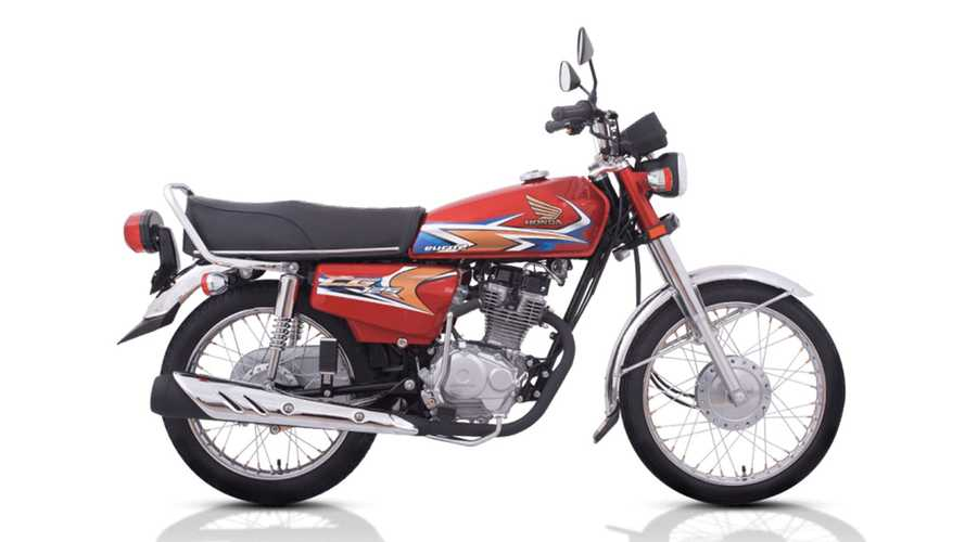 Motorcycle History 101: The Honda CG125 Had Budget-Friendly Reliability