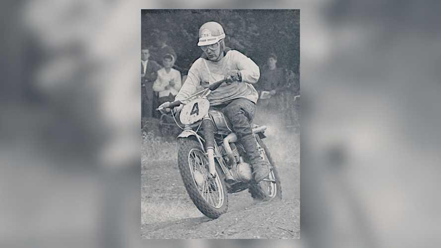 Husqvarna Racing History -- Torsten Hallman and 1961