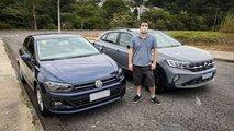 VW Nivus x Polo (opinião do dono)