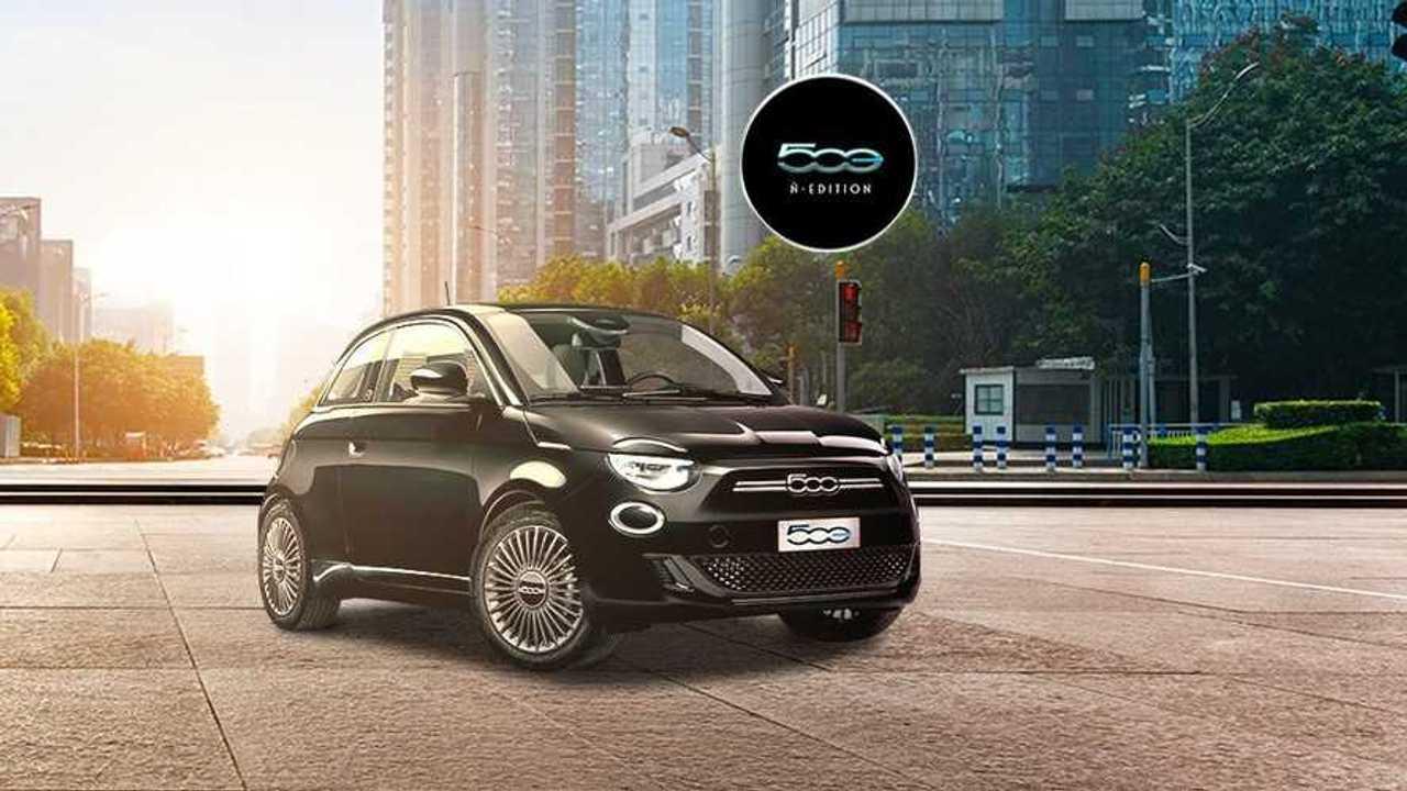 Fiat 500 Eléctrico Ñ-Edition 2020