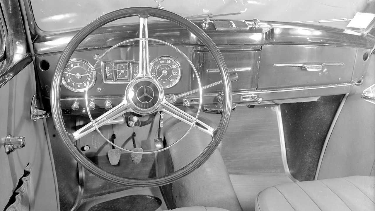Mercedes-Benz 180 Sb (1952)