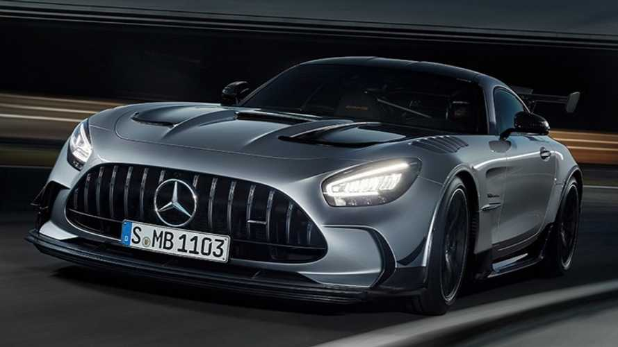 Mercedes-AMG GT Black Series full debut set for July 15