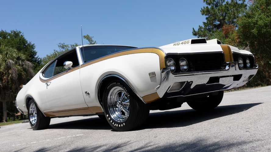 Only 6 Days Left To Win The First Ever 1969 Hurst/Olds And $25K In Cash!