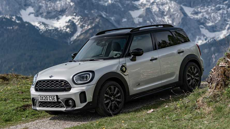 MINI Countryman Range Refreshed, PHEV Powertrain Remains Unchanged