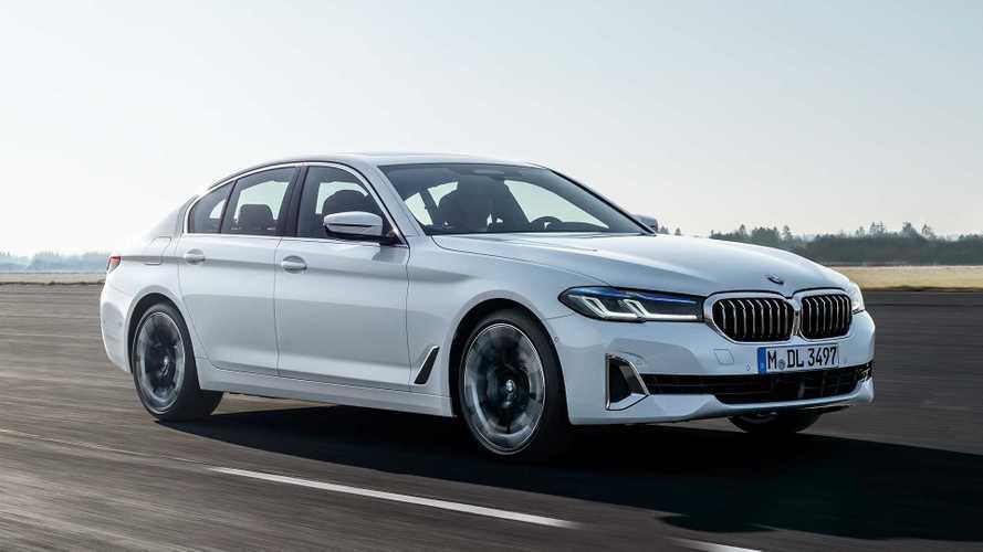 BMW 5er Facelift (2020) wird deutlich elektrischer