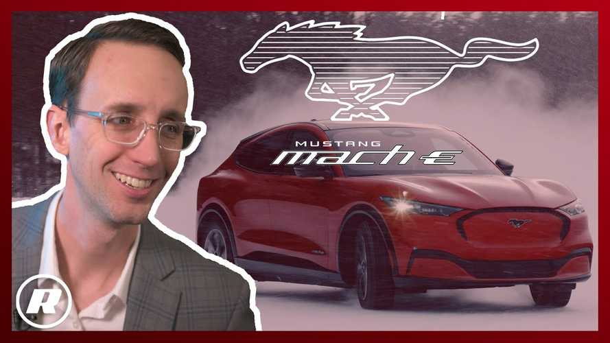 Video Argues Ford Mustang Mach-E Is The Result Of 'Brilliant Thinking'