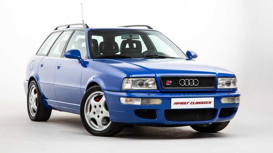 1995 Audi RS2 Avant: Porsche's gift to Ingolstadt