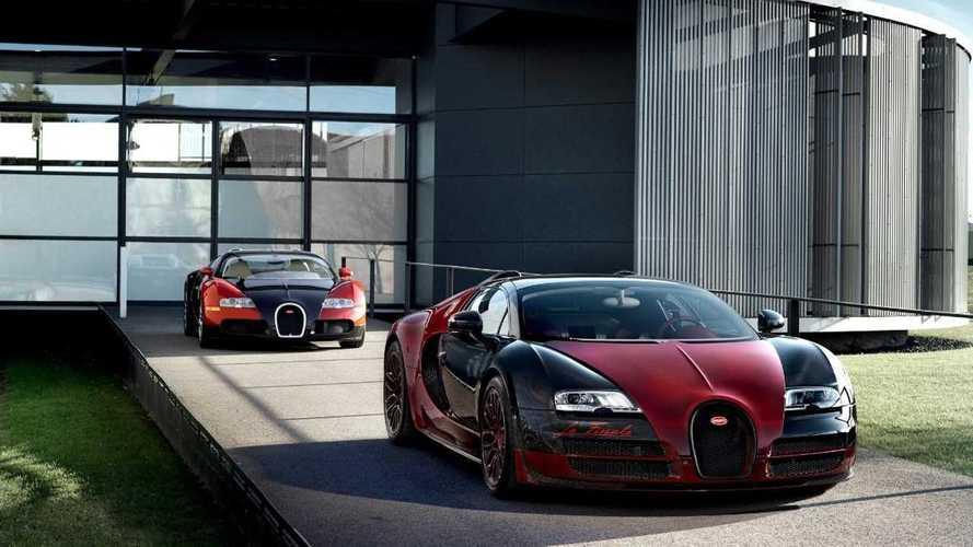 Sejarah Perjalanan Bugatti Veyron