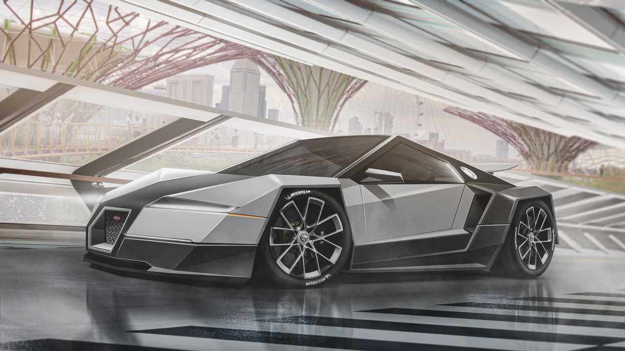 5 - Bugatti Veyron