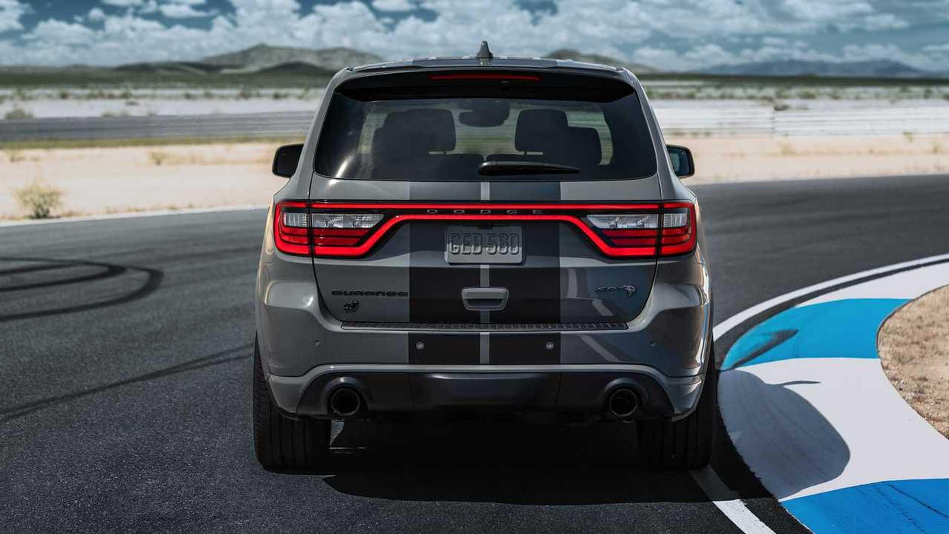 2021 Dodge Durango SRT Hellcat