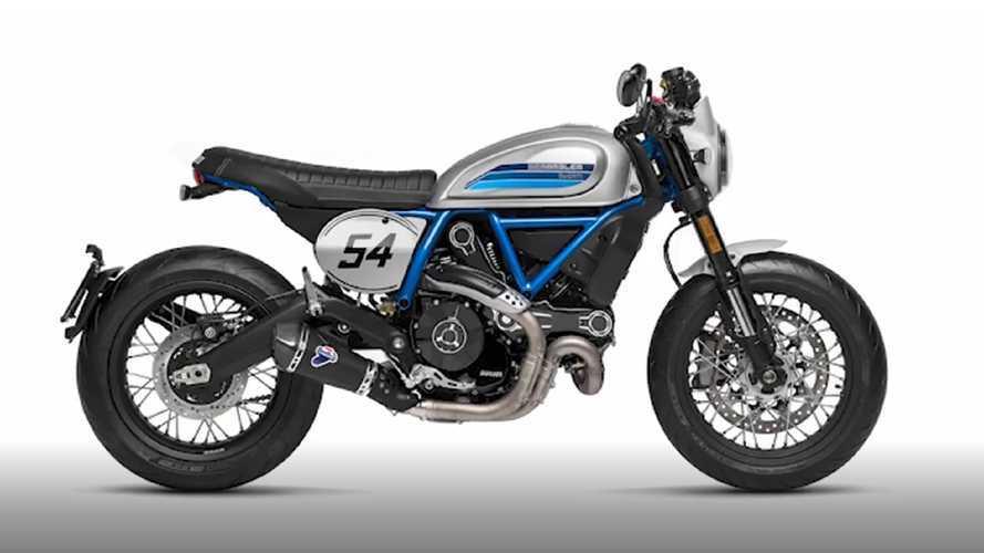 Ducati Scrambler, arriva la linea di accessori 2020