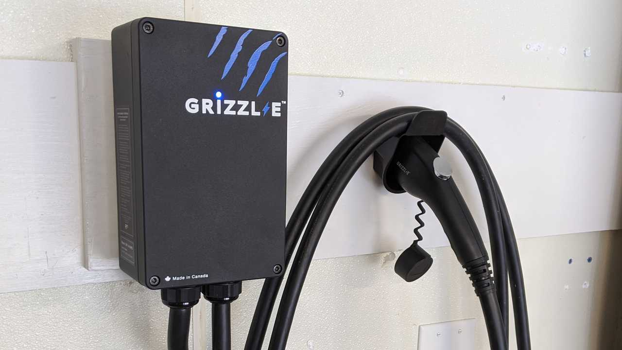 Grizzl-E Home Charger