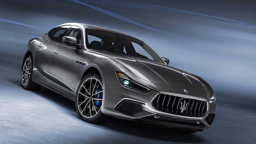 Maserati Ghibli MY 2021, l'ibrido mild al posto del diesel
