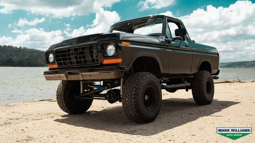 Beechmont Ford Celebrates New Bronco's Debut With Project 1979 Resto
