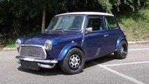 classic mini 370 hp civic engine
