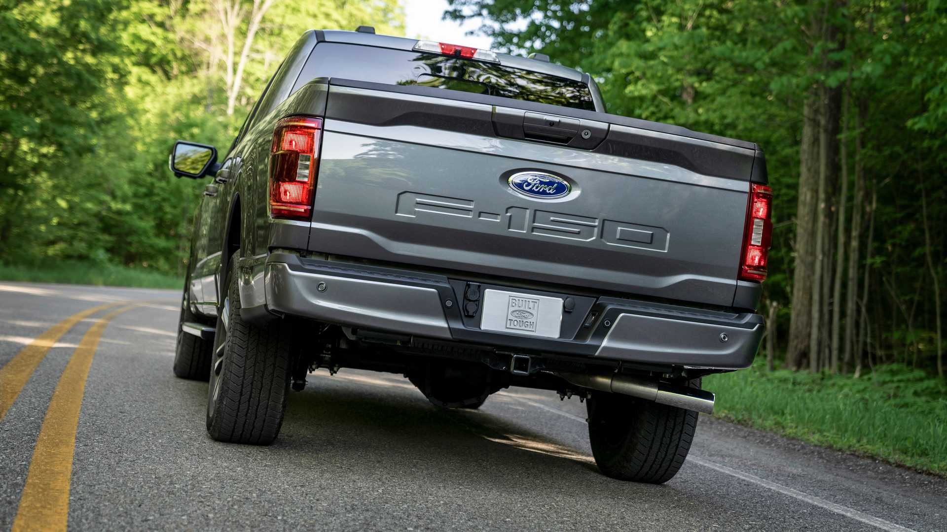 2021 Ford F-150 Keeps The V8 Due To Popular Demand
