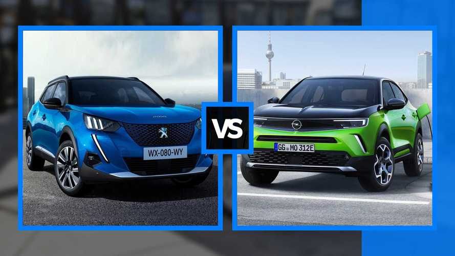 Peugeot 2008 et Opel Mokka - Sont-ils si proches ?