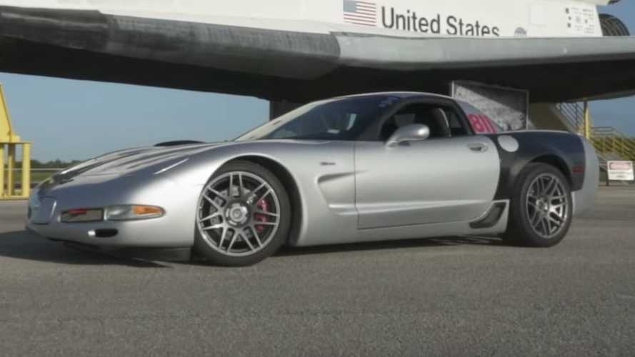 See Corvette C5 Z06 With 900 HP At The Wheels Reach 212 MPH