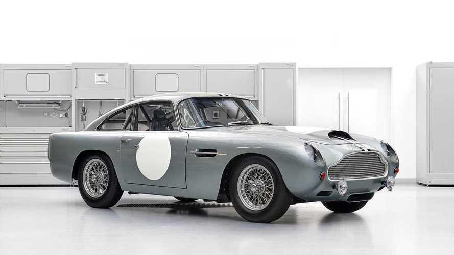 L'une des Aston Martin DB4 GT Continuation est en vente