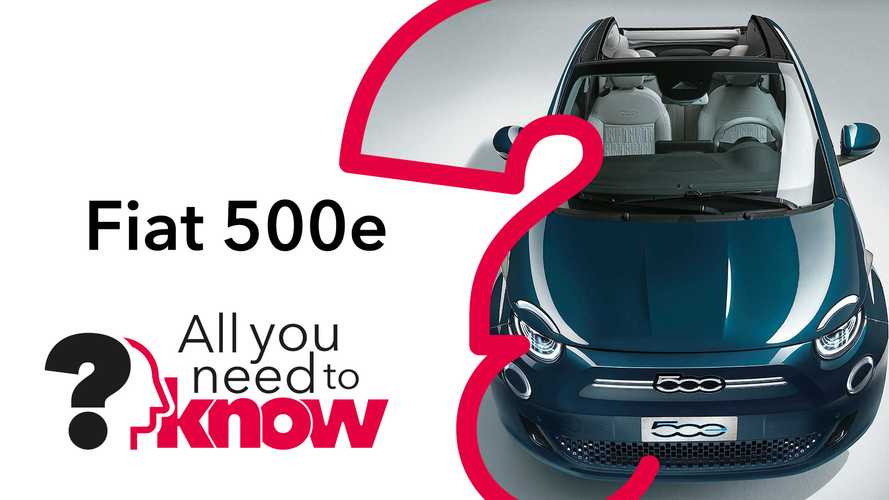 Fiat 500 Electric: Everything You Need To Know