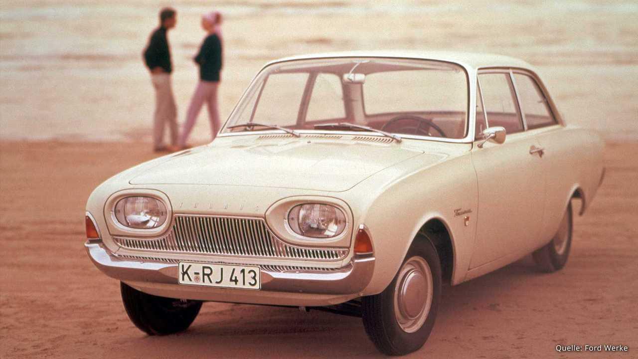 Ford Taunus 17M (1960)