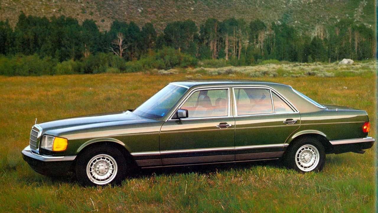 Série W126 (1979 - 1991)
