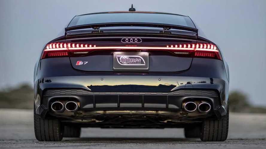 Avrupa'nın mahrum kaldığı Audi S7: 60 TFSI