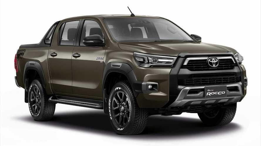 Nova Toyota Hilux 2021 terá alterações em suspensão e direção para conforto
