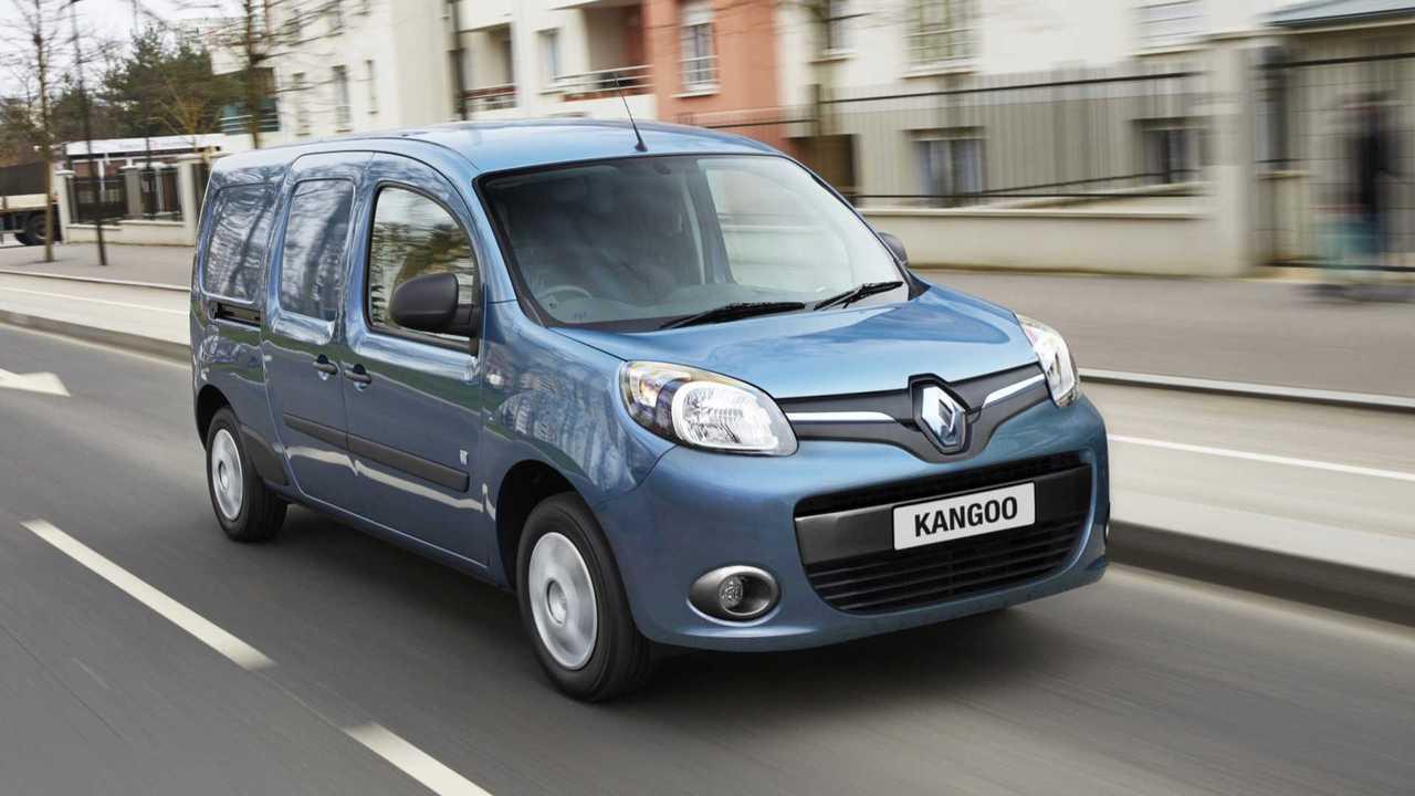 Renault Kangoo ZE Business+