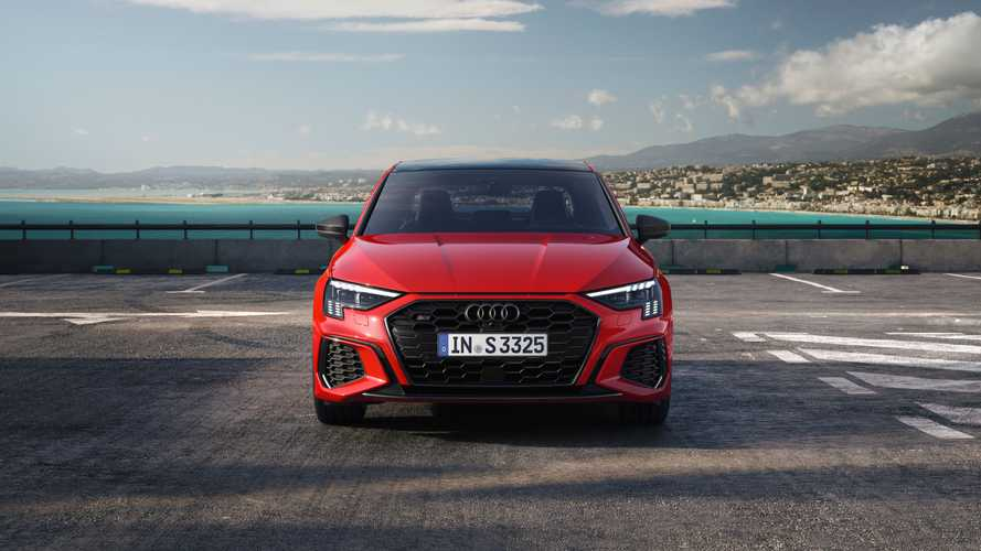 2021 Audi S3 Sportback and S3 Saloon