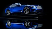 Bentley Continental GT, i modelli in scala