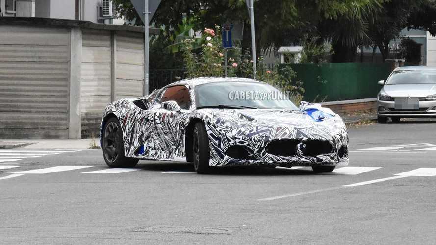 Maserati MC20'nin tanıtımını bu canlı yayından izleyin!