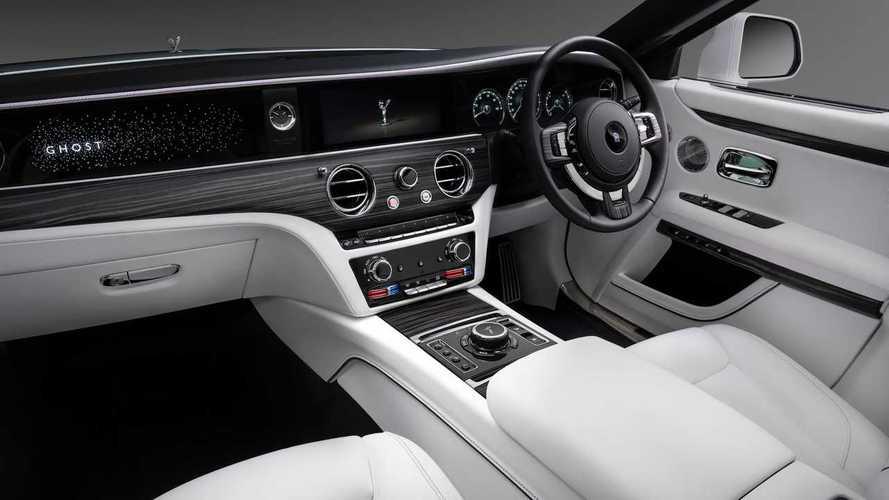 """Rolls-Royce, """"teknolojiden önce lüks"""" diyor"""