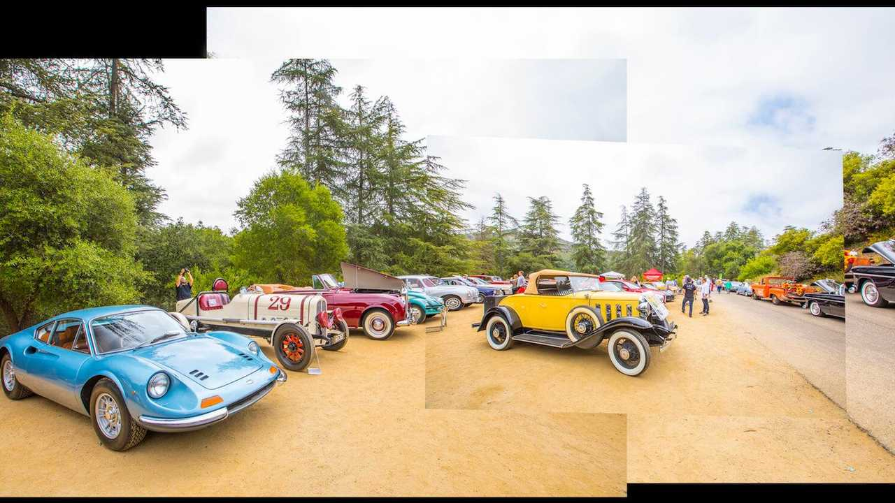 Highway Earth car show – LA's latest phenomenon