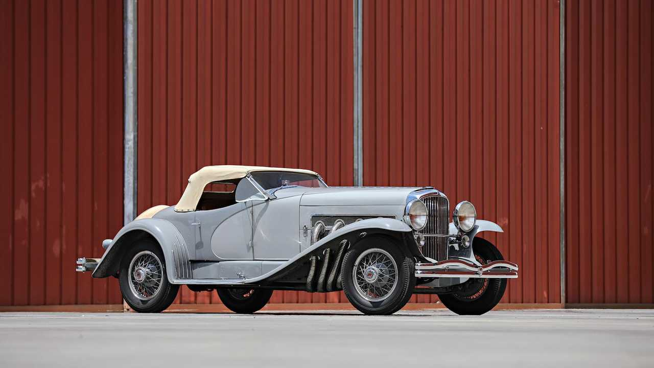 Duesenberg becomes most expensive American car ever sold!