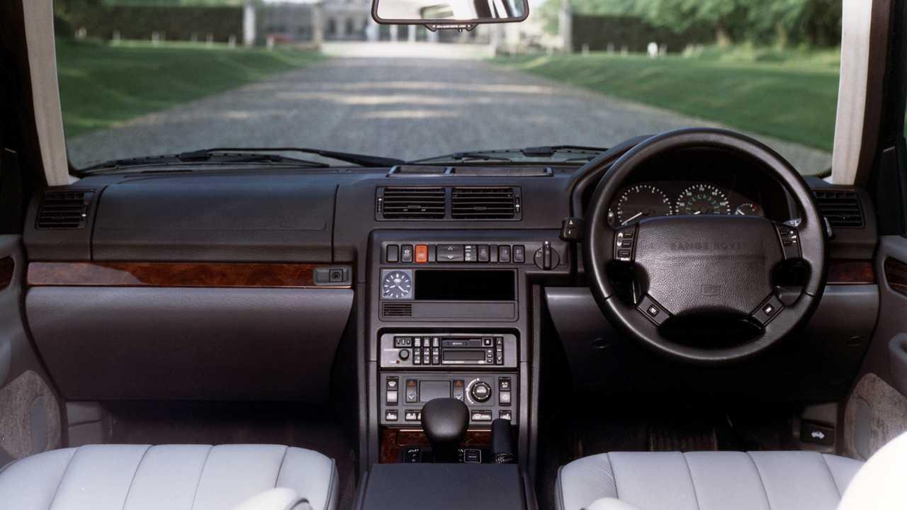 50 Jahre Range Rover