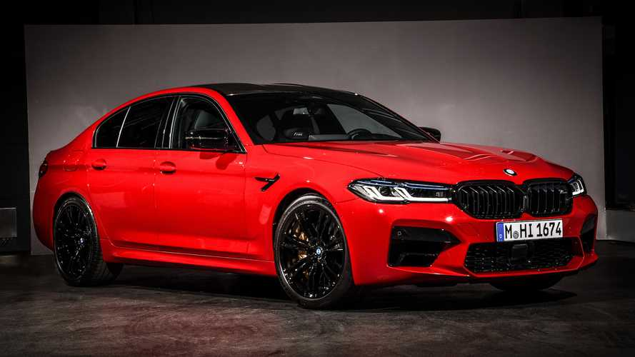 2021 BMW M5 / M5 Competition | Motor1.com Photos