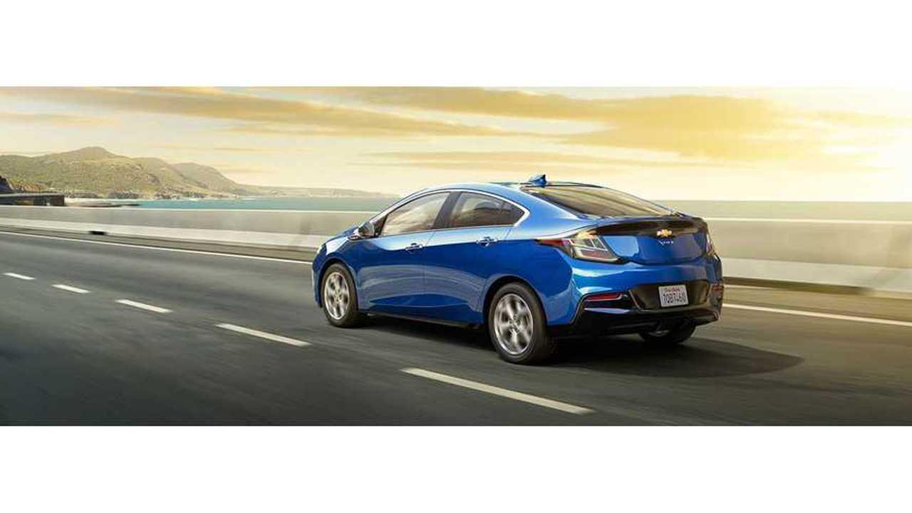 Chevrolet Volt Sales Officially Surpass 100,000 in U.S., 1.5 Billion eMiles