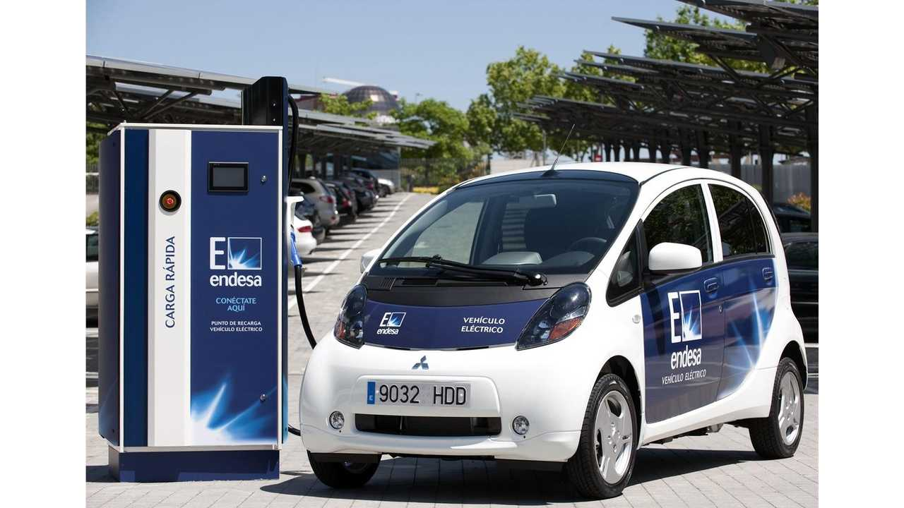 Endesa: 40% Of Senior Staff Members Will Be Using Electrified Vehicles By 2020