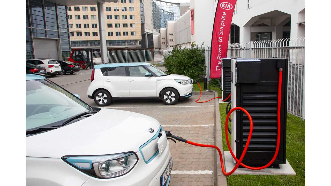 Kia Details Its Massive Charging Station Installation Plans For Europe