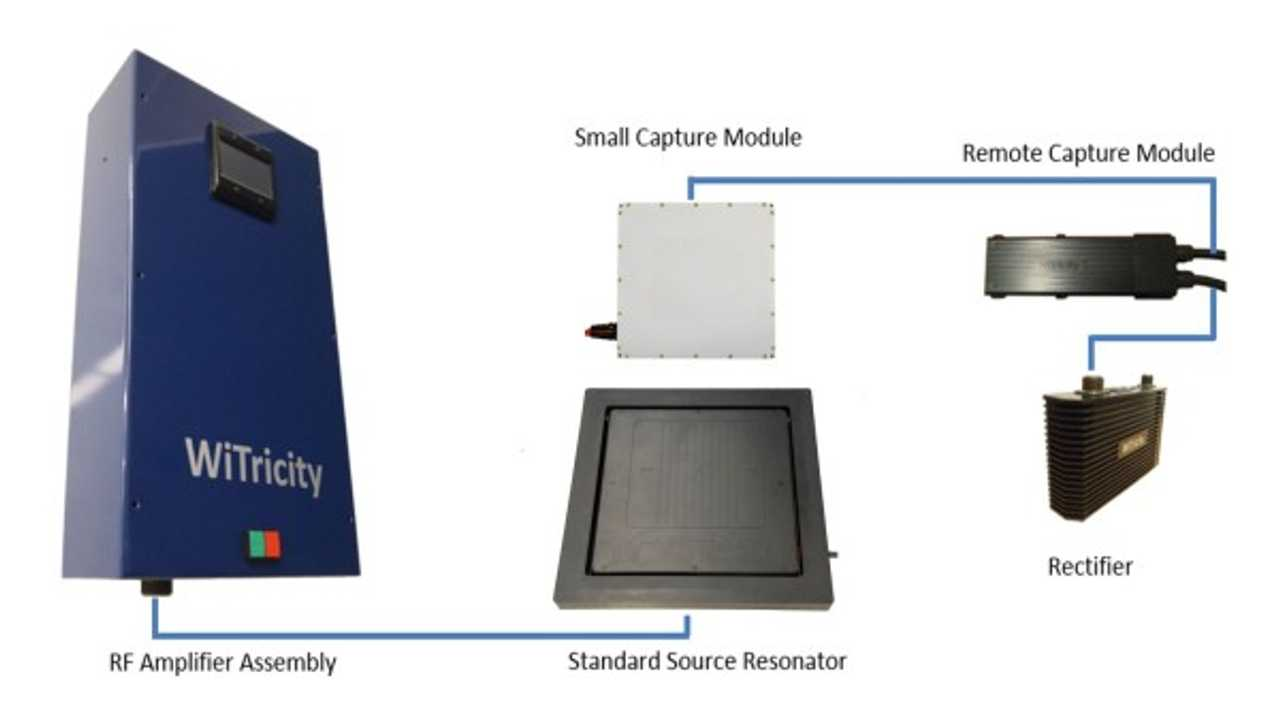 WiTricity Working On Wireless Charging At 10s Of kW
